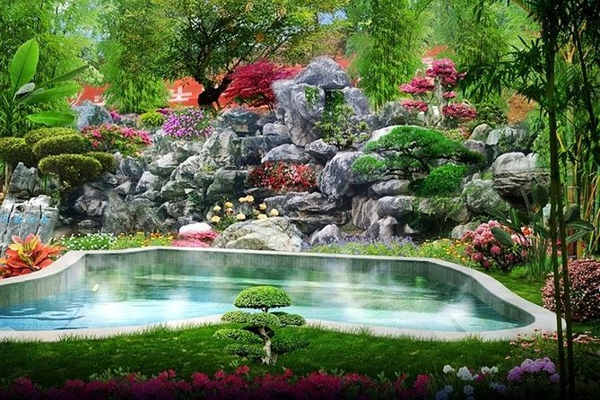 Nanjing Tangshan Hot Spring Spa Experience from Yangzhou with Private Transfer