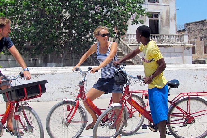 Bicycle Tour in Stone Town Zanzibar