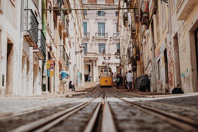 Historical Walk through Lisbon with a Local
