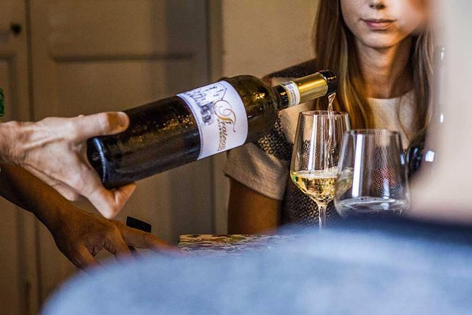Classic Half-Day Wine Tour in Frascati
