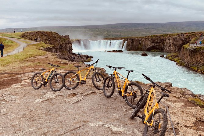 E-Bike tour to Goðafoss photo 1