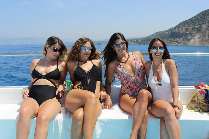 Nafsika II Half Day Cruise