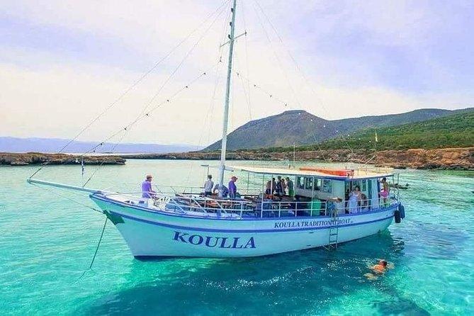 Koulla BBQ Boat Full Day