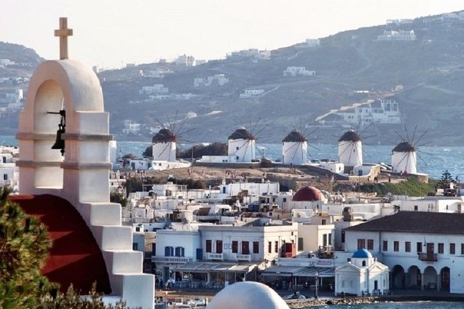 Mykonos half-day Private around the Island tour