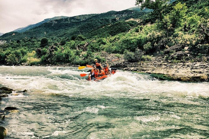 Rafting Vjosa from Gjirokaster