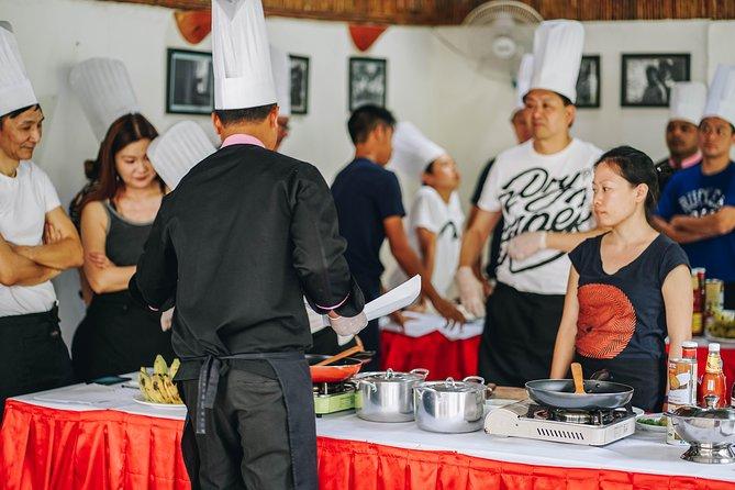 Signature Khmer Menu Cooking Class at Chreav Village Local Farm