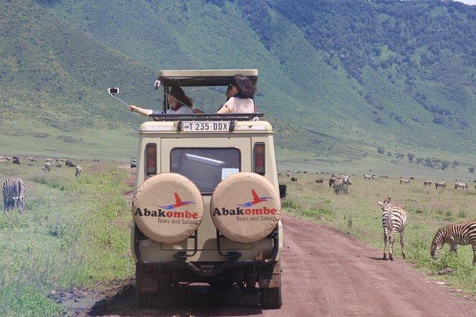 3-Days Private Ngorongoro and Tarangire Safari from Arusha