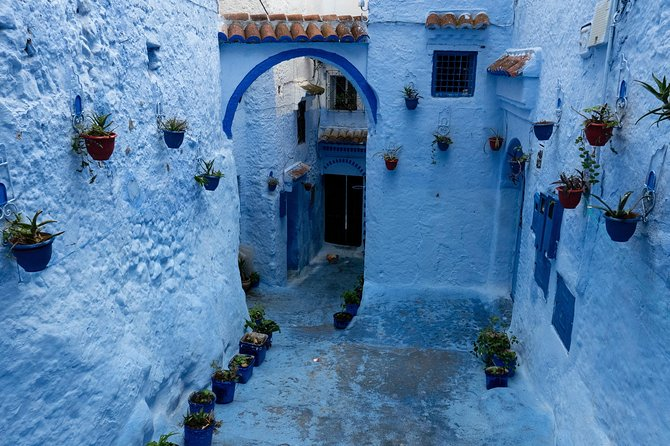 Small Group Day Trip to Chefchaouen from Fez photo 1