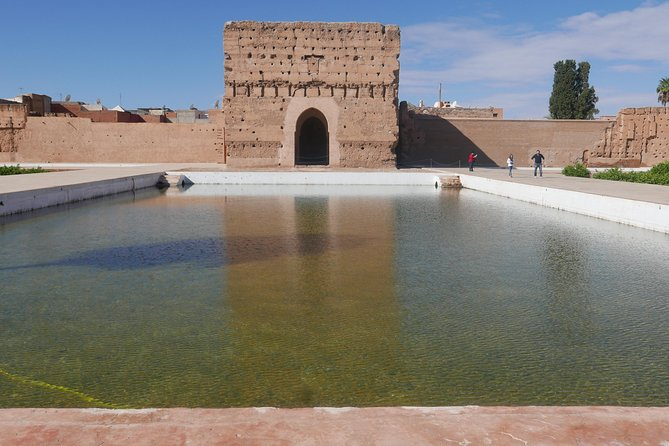 Marrakech Guided Walking Tour