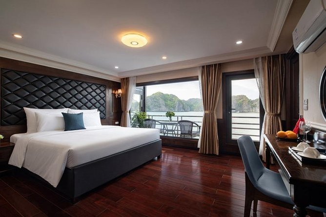 Lan Ha Bay BEST CRUISE All-inclusive: Transfer, Meals, Kayak, Cave, Island,...