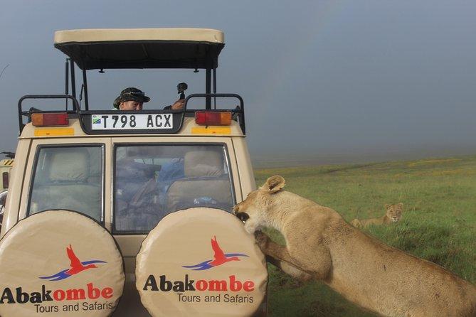 6 Days Safari Ngorongoro-Lake Manyara-Serengeti