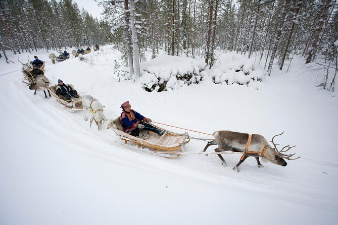 Incentive and Corporate adventures in Lapland