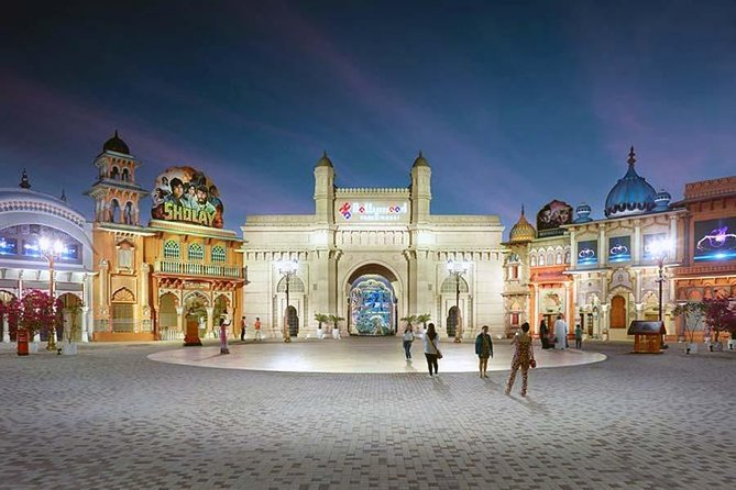 Dubai Park & Resorts (1 Day Any 2 Park)