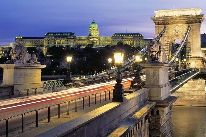 Krakow to Budapest private day tour