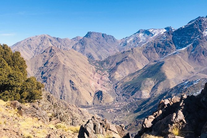 Day Trip to the Atlas Mountains in Morocco