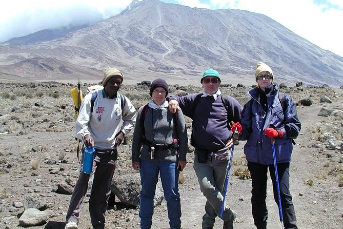4 Day Mount Meru Climbing photo 1