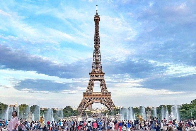 Paris Highlights & Secret Gems : Paris tour with 360 Rooftop View (Private)