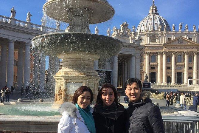 St Peter's Basilica Tour with Dome Climb & Papal Tombs | MAX 6 PEOPLE GUARANTEED