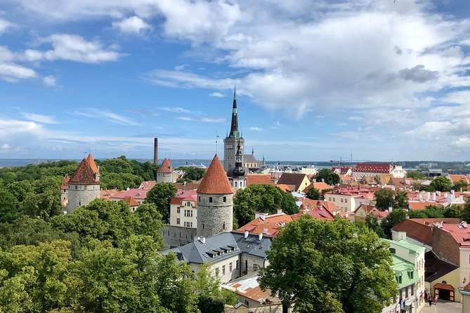 Discover Tallinn in 60 Minutes with a Local