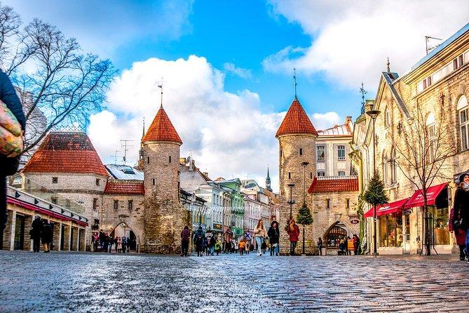 Historical Walk of Tallinn with a Local