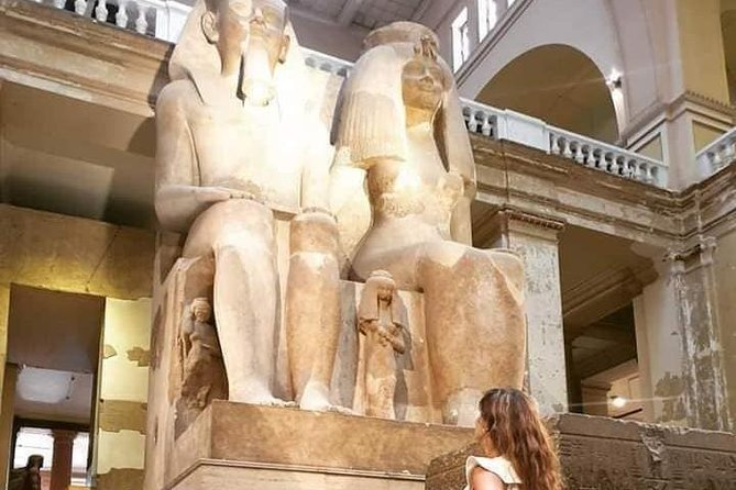 Tour to Cairo From El- Shokhna (Egyptian Museum, Citadel and Khan El Khalili)