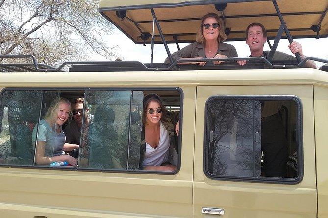 7 Days Journey of the Wildebeest – Luxury