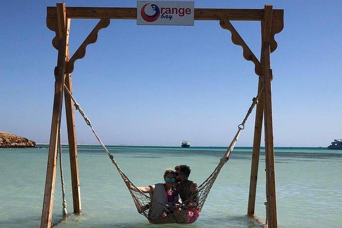 Orange Bay Island Snorkeling Sea Trip - Hurghada
