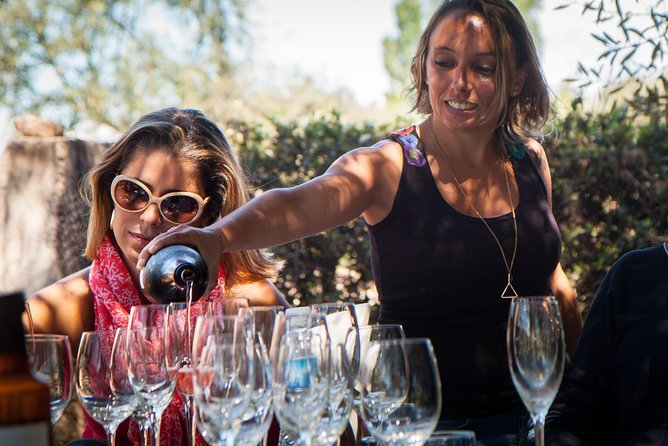Winemaker - Led Exclusive Wine Tour With Gourmet Lunch