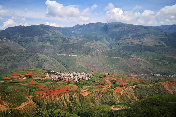1-Day Dongchuan Red Land Photography Private Tour from Kunming
