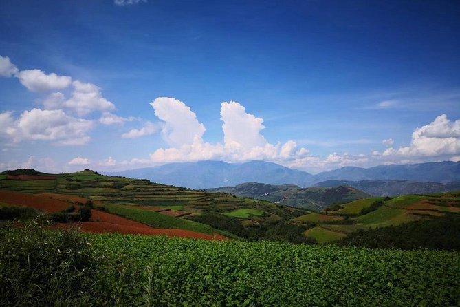 3-Days Dongchuan Red Land and Stone Forest Private Tour from Kunming