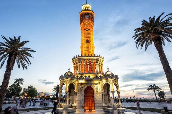 Izmir City Tour From Kusadasi & Selcuk Hotels