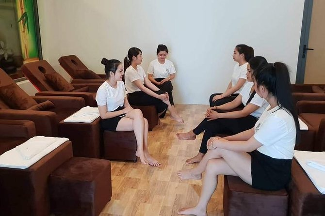 Experience king peal massage