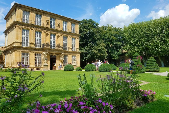 Aix-en-Provence Private tour | Fountains & Gardens