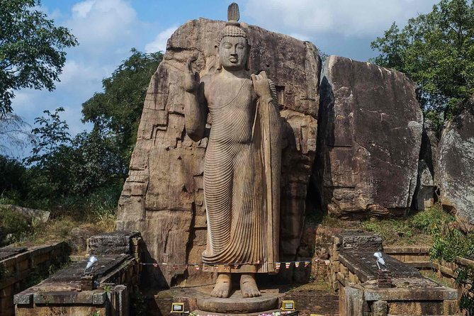 Private Day Tour to Aukana & Anuradhapura Ancient City From Colombo.