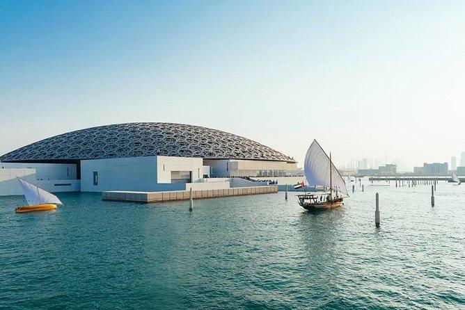 Abu Dhabi Art & Culture Day Tour (from Dubai)