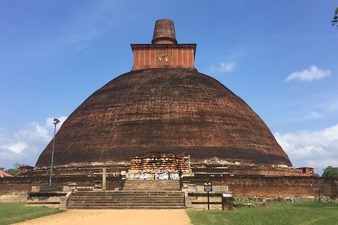 Private Day Tour to Aukana & Anuradhapura Ancient City From Colombo. photo 2