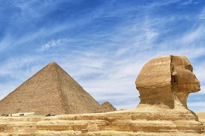 Cairo pyramids & River Nile Tour from Alexandria Port