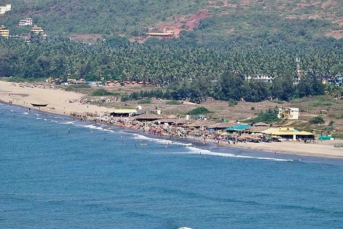South Goa Sightseeing Tour SIC