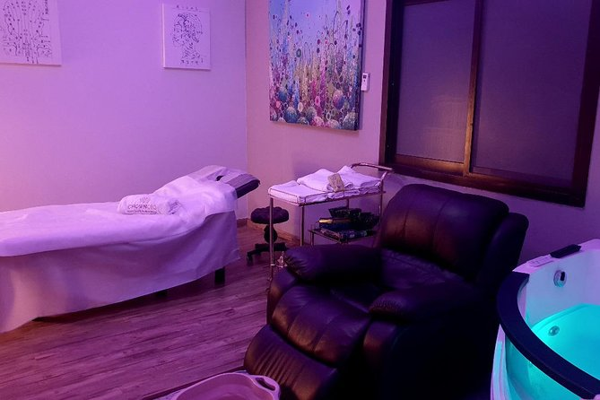 Basic Foot Reflexology Massage 30 min