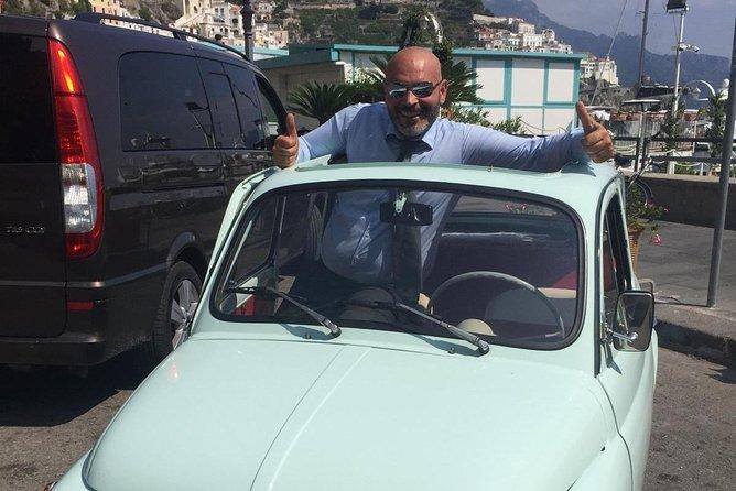 Transfer Naples to sorrento