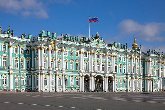 Full-Day Private St Petersburg Shore-Excursion Tour photo 2