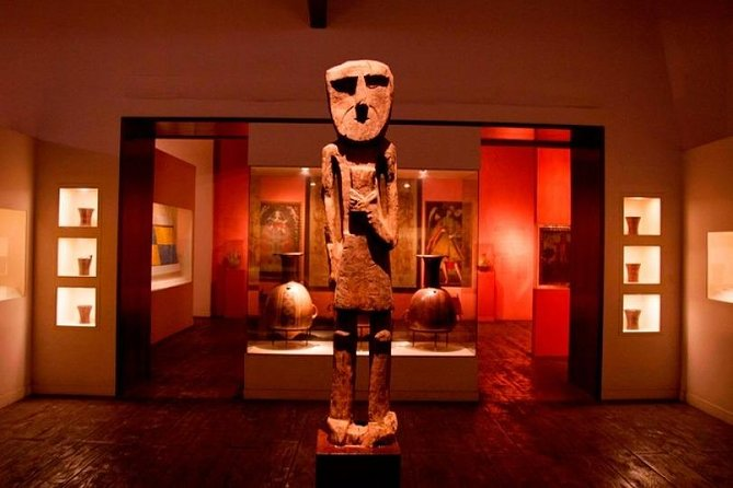 """Museo Larco"" of the best museums in South America with a Typical Peruvian Dinner"