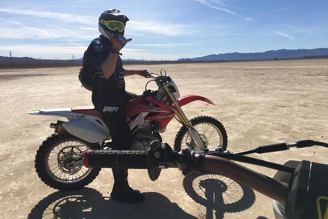 Hidden Valley and Primm Extreme Dirt Bike Tour photo 7