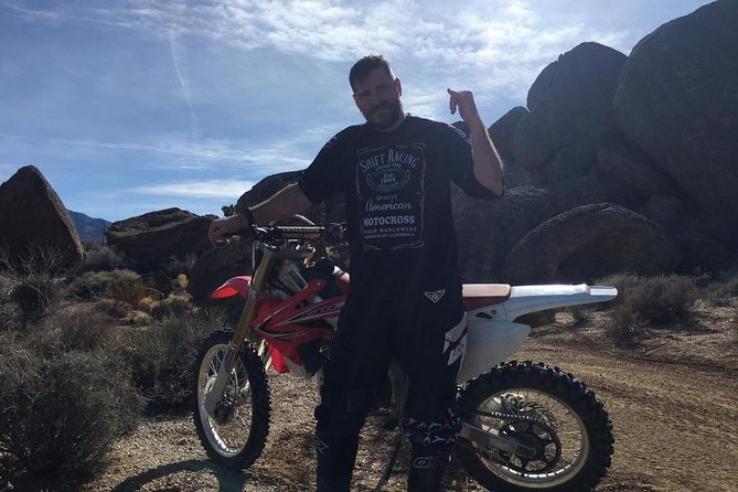 Hidden Valley and Primm Extreme Dirt Bike Tour photo 27