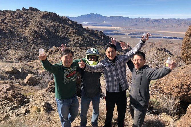 Hidden Valley and Primm Extreme ATV Tour photo 7