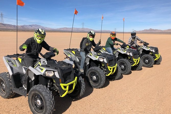 Hidden Valley and Primm Extreme ATV Tour photo 31
