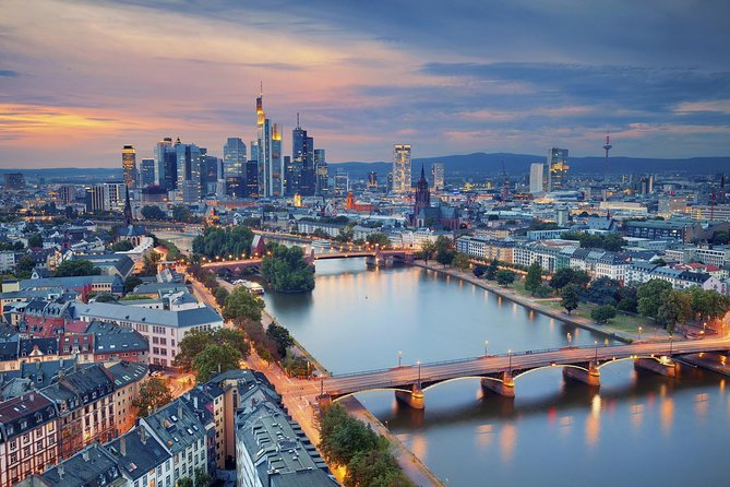 Ultra - Frankfurt Private Airport Transfer from City Centre to Frankfurt Airport