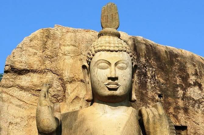 Private Day Tour to Aukana And Ancient City of Anuradhapura From Kandy.