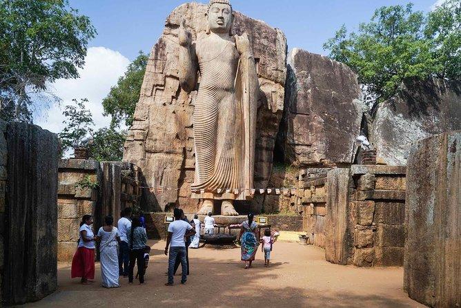 Private Day Tour to Aukana And Ancient City of Anuradhapura From Habarana.