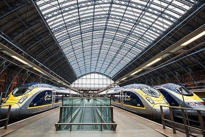 St Pancras Train Station to Southampton Private Transfer Service
